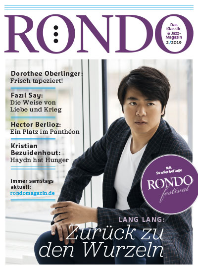 RONDO Das Klassik & Jazz Magazin